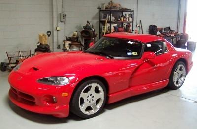 2001 Dodge Viper RT10