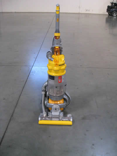 Dyson DC15 The Ball Upright Vacuum