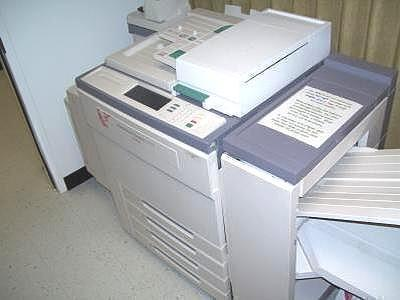 Xerox Document Centre 265 Photocopier