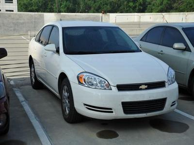 2006 Chevy Impala Police Package