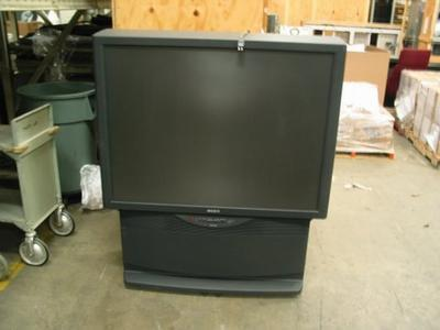 53-Inch Sony Television