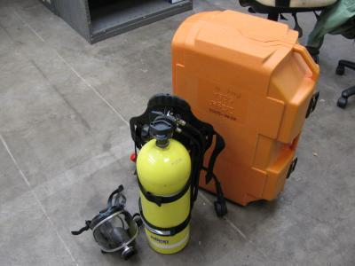 Gragar 2216 Breathing Apparatus