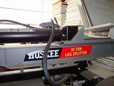 Huskee Log Splitter