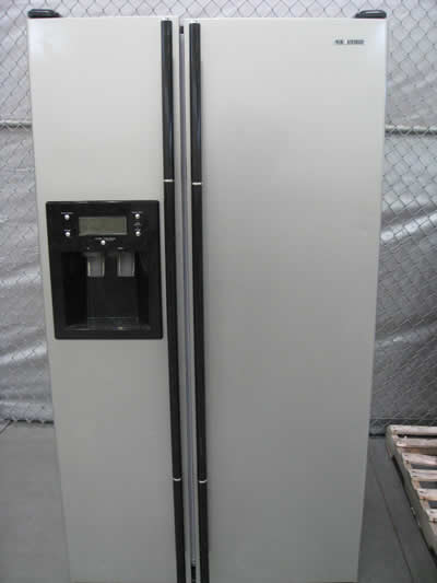 Samsung RS255BASB Side-by-Side Refrigerator