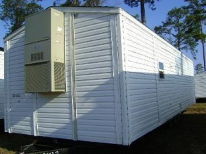 Tl industries park model mobile home