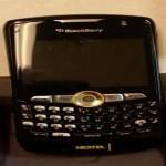 eight blackberry