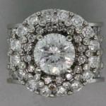 men's ring diamond