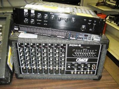 audio equip