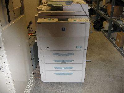 minolta printer