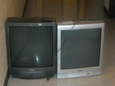two tvs