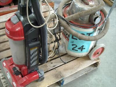 two vacuums