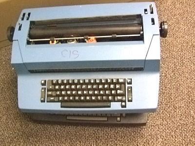 IBMTypewriter