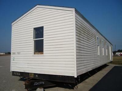 2005 Patriot Mobile Home: Show Your Colors! | Government Auctions Blog
