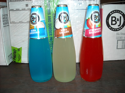 4 Cartons Of Bartles And James Wine Coolers Party Over