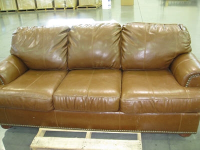 BrownCOuch