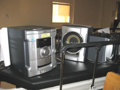 sonystereo