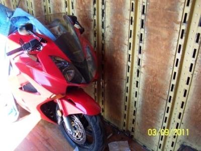 HondaBike2003