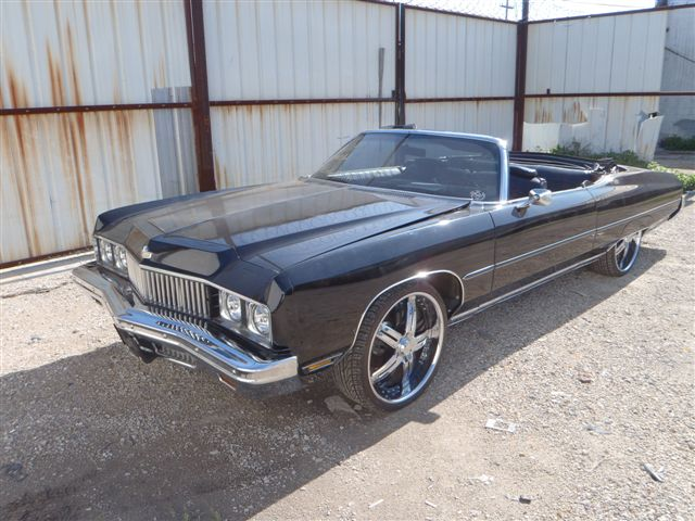 1973 chevrolet caprice convertible | Government Auctions Blog
