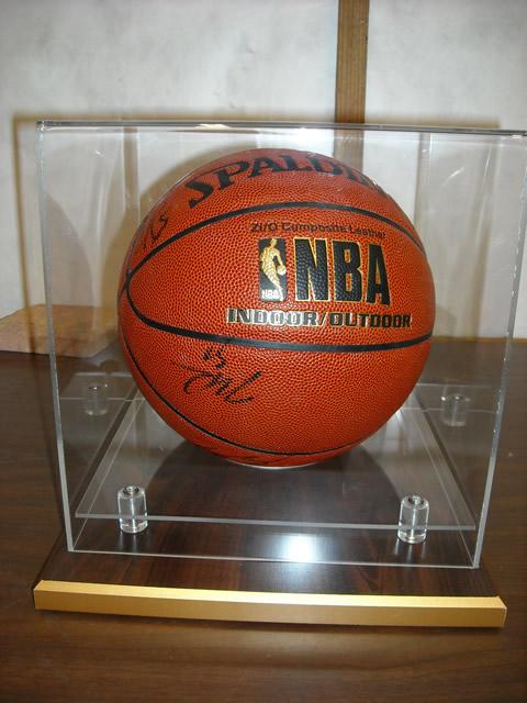 NBASignedball