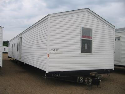 Government Homes  Sale on Fema 2005 Destiny Mobile Home  Where The Heart Is