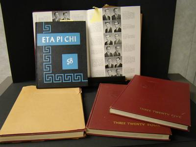 harvard yearbooks