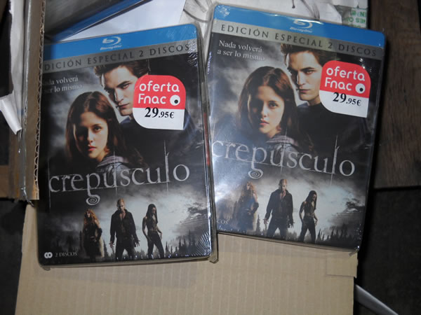 twilight the movie en espanol transmitido en sap