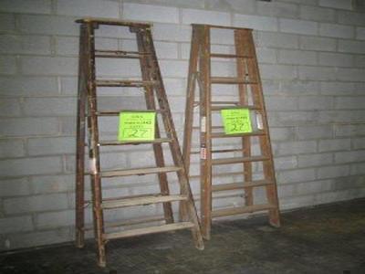 woodenladders
