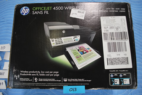 hp wireless