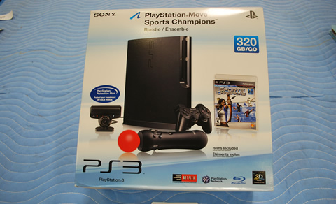 ps3 sport