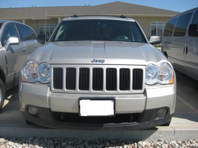 2009 Jeep laredo