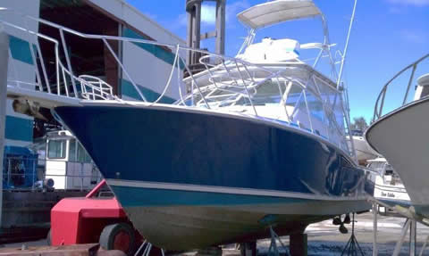 Cabo express vessel This 1996 Cabo 35 Express Vessel will be up for auction ...