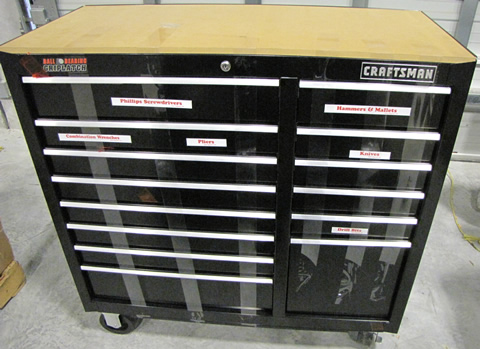 Craftsman Rolling Tool Chest: Get Busy! | Government Auctions Blog