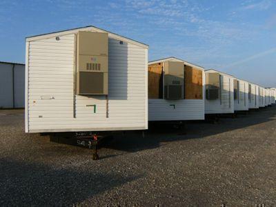 5 Park Model homes