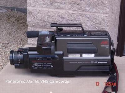 Panasonic AG160 Camcorder