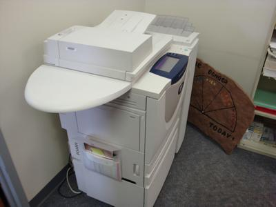 Xerox Copy Machine