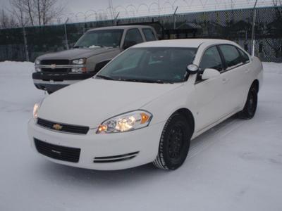 2008 Chevrolet Impala 2
