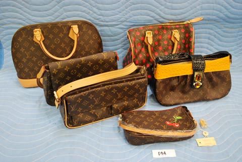 7 Louis Vuitton Bags
