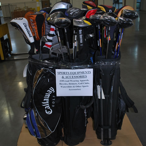 Bags Of Clubs