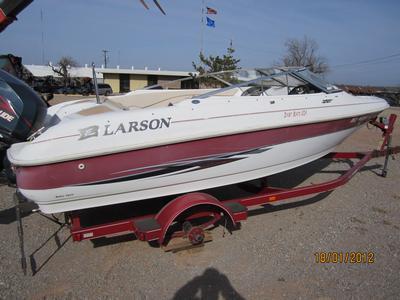 Larson Boat