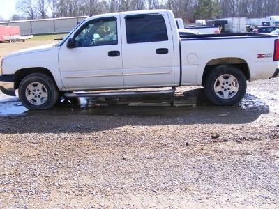 Silverado 2004 Chevy