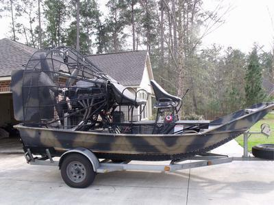 2003 Mark S Airboat
