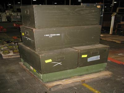5 Military Containers