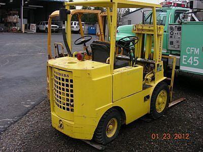 Allis Forklift