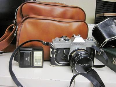 Canon 35MM Cameras