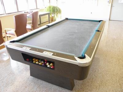 Pool Tables Government Auctions Blog - Fischer pool table