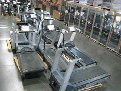 11 Treadmills