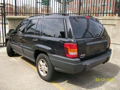 2004 Jeep Grand Cherokee New