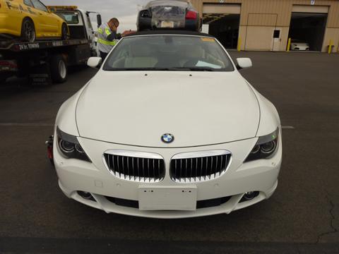 2007 BMW 650iC
