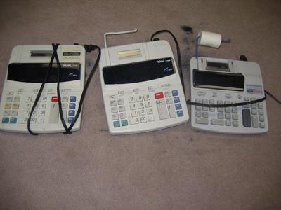 3 Calculators