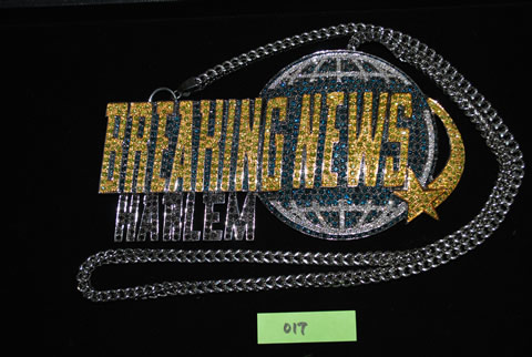 Breaking News Harlem chain